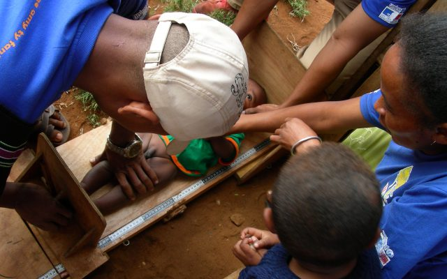 Diagnostic alimentation à Madagascar @Gret