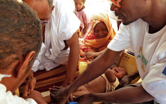 Diagnostic santé en Mauritanie, @Gret