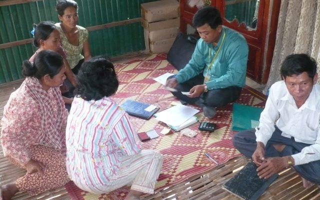 Filets nutritionnels au Cambodge ©Gret