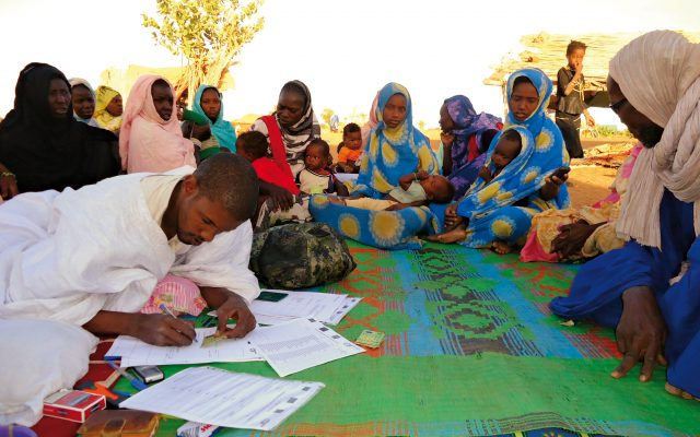 Filets nutritionnels en Mauritanie ©Gret