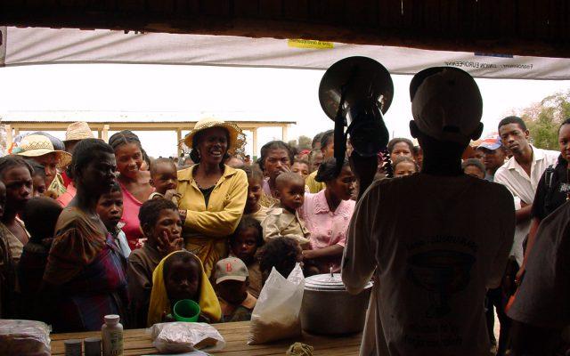 Sensibilisation à Madagascar ©Gret