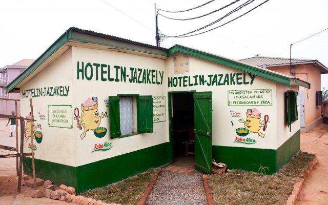 Hotelin-Jazakely baby restaurant  in Antananarivo, Gret
