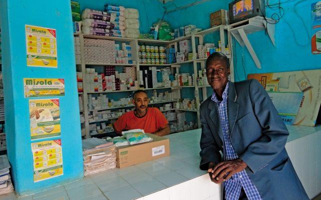 Commercialisation en Mauritanie ©Gret