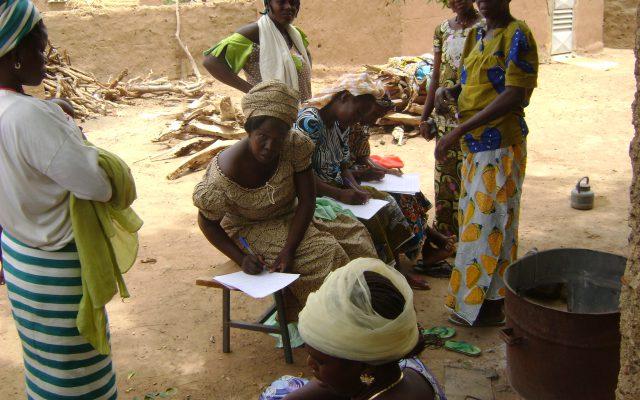 Enquête au Burkina Faso @Gret