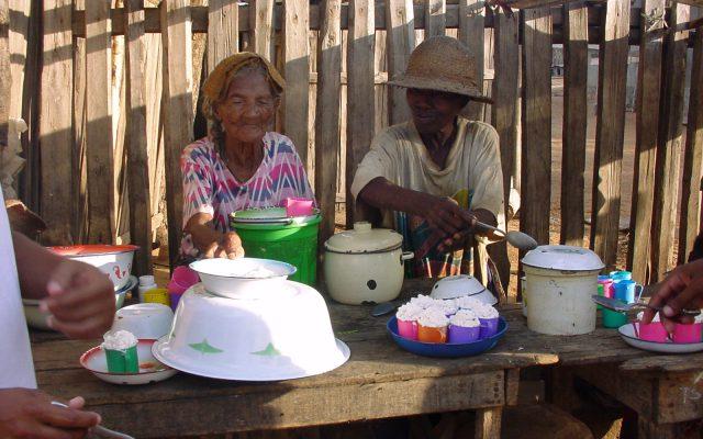 Market in Madagascar, @Gret