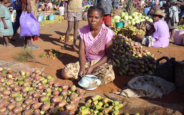 Marché à Madagascar, ©Gret